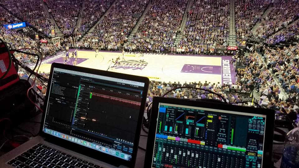 Sacramento Kings Radio Engineering